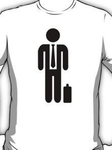 Business man suit T-Shirt