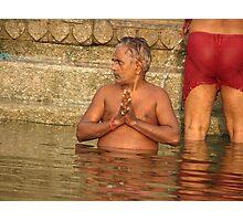 Varanasi Photographic Print