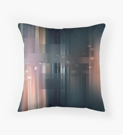 Cathedrals in B-Major Throw Pillow