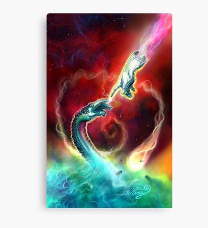 Gods/Monsters Canvas Print