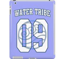 Water Tribe Jersey #09 iPad Case/Skin