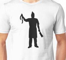 Butcher cleaver sausage Unisex T-Shirt
