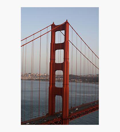 san francisco golden gate bridge Photographic Print