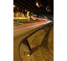 S Bend Photographic Print