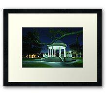 By the Rotunda Framed Print