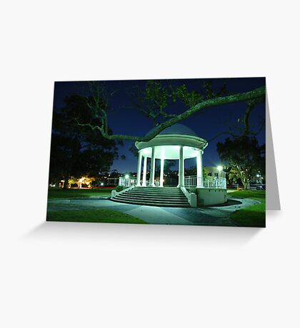 By the Rotunda Greeting Card