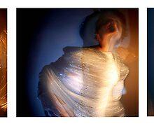 Splitrum Triptych by chris king