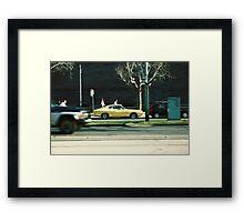 last american hero Framed Print