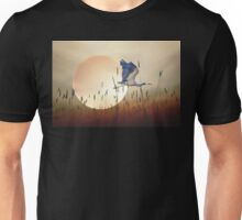 Flying Home Unisex T-Shirt