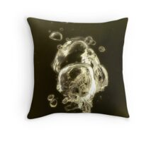 The Fabulous Jelly Bubble Throw Pillow