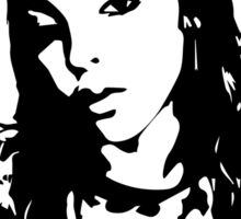 Tinashe Graffiti Sticker