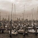 Sailing the Sepia Seas by Rhys Allen