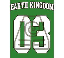 Earth Kingdom Jersey #03 Photographic Print