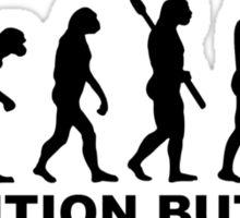 Evolution butcher Sticker