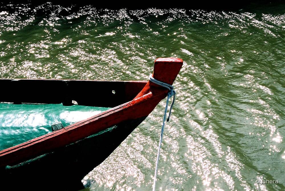 Rowing Boat by dyanera