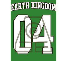 Earth Kingdom Jersey #04 Photographic Print