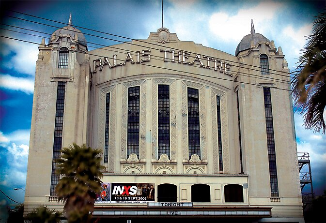 Palais Theatre 1 by ARPhotography