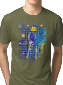 Uranus Planet Power! Tri-blend T-Shirt