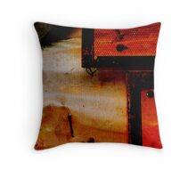 Red Sails in the Sunset Throw Pillow