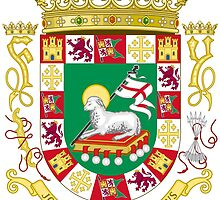 Coat of Arms of Puerto Rico by abbeyz71