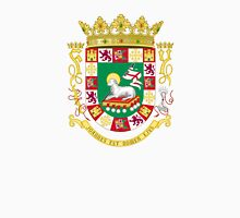 Coat of Arms of Puerto Rico Unisex T-Shirt