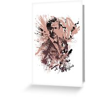 RDJ Greeting Card