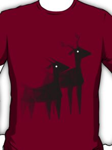 Geometric animals 4 T-Shirt