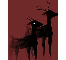 Geometric animals 4 Photographic Print