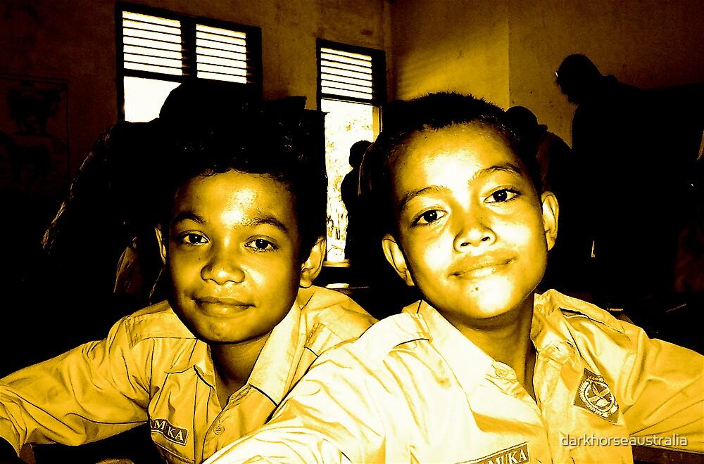 Banda Aceh Smiles by darkhorseaustralia