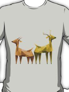 Geometric animals 1 T-Shirt
