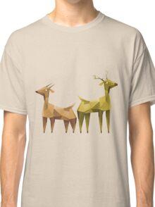 Geometric animals 1 Classic T-Shirt