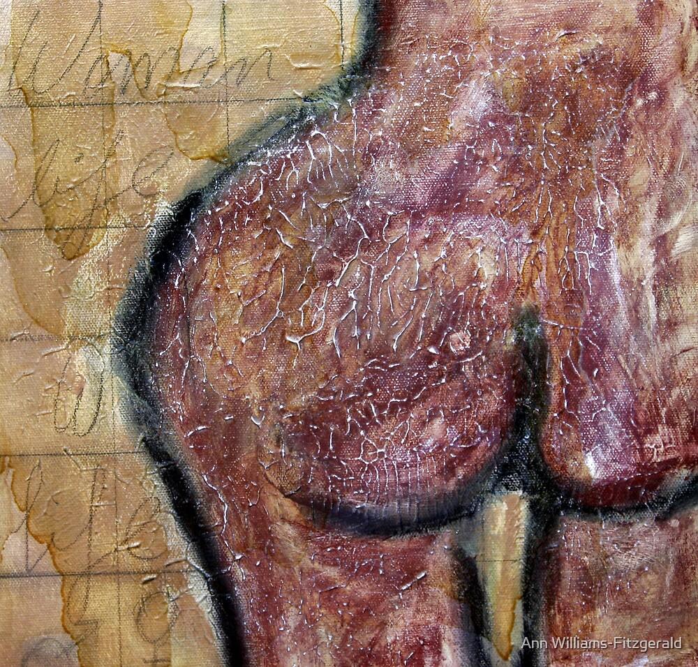 Woman #3 by Ann Williams-Fitzgerald