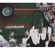 goosebumps Photographic Print