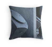 Totally Nuts Throw Pillow