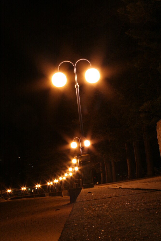Lighting the way by FusionPhotography