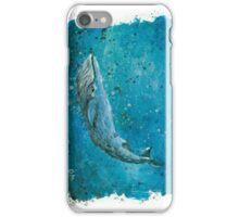 whale iPhone Case/Skin