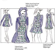 Tailored Jacket by Brooke Hyrapiet