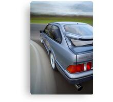 Ford Sierra RS Cosworth rig shot Canvas Print