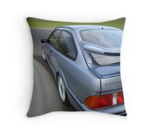 Ford Sierra RS Cosworth rig shot Throw Pillow