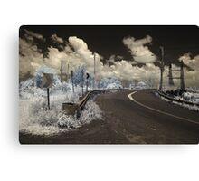 Glebe Bridge Canvas Print