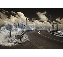 Glebe Bridge Photographic Print
