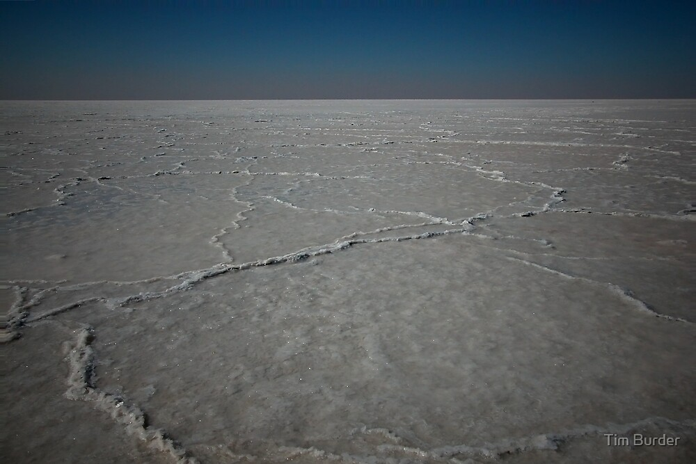Lake Eyre by Tim Burder