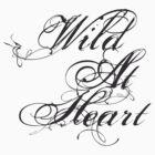 Wild At Heart tee by Vana Shipton
