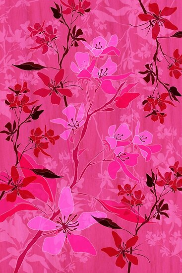 Cherry blossom by Lara Allport