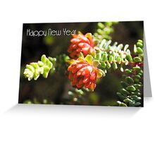 Happy New Year! - Australian Nature #1 Greeting Card