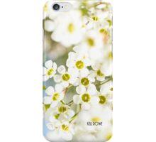 Clouds of flowers - Australian nature phone case iPhone Case/Skin