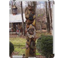 The Totem Pole iPad Case/Skin
