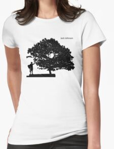 Jack Johnson Womens Fitted T-Shirt