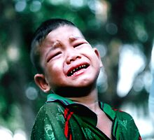 Crying Game by Armon Rostami