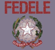Fedele Surname Italian Kids Clothes